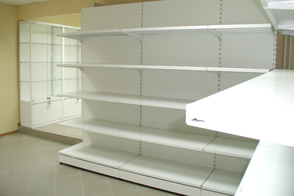 Оборудование для магазинов на заказ