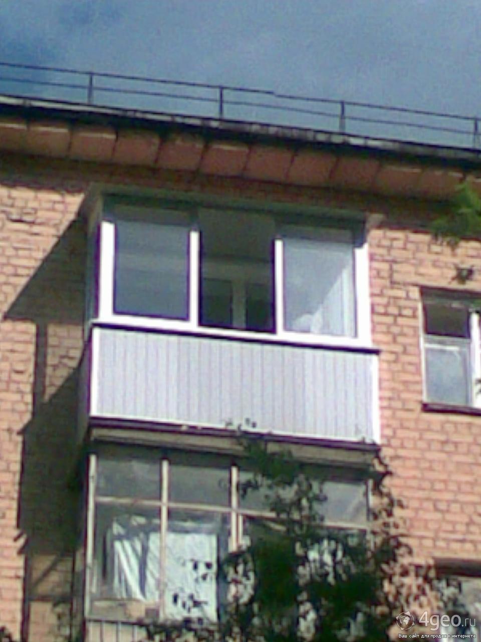 Вертикаль торгово-монтажная компания окна остекление балконо.
