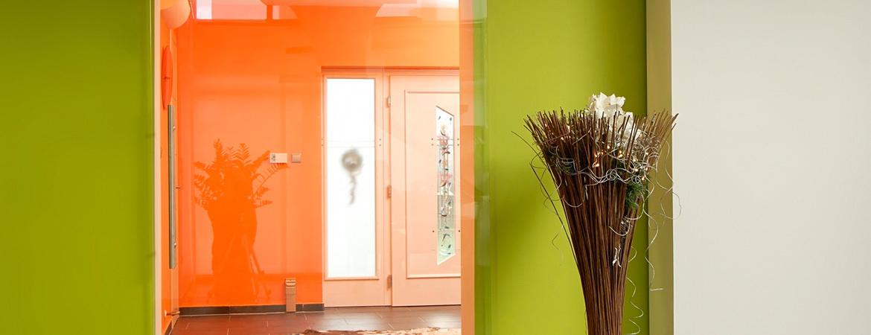 Изготовление и монтаж стеклянных дверей