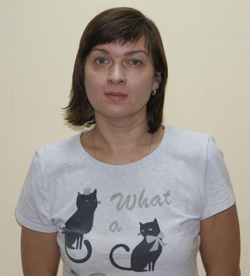 Черкасова Марина Валерьевна - логопед