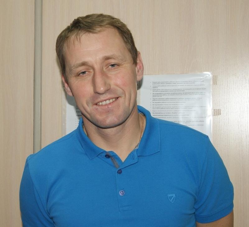 Шаломов Юрий Александрович - инструктор по физической культуре
