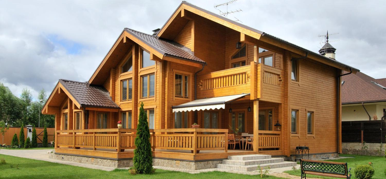Строительство домов из брусса в Красноярске