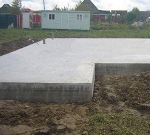 Монолитный фундамент в Красноярске по доступным ценам