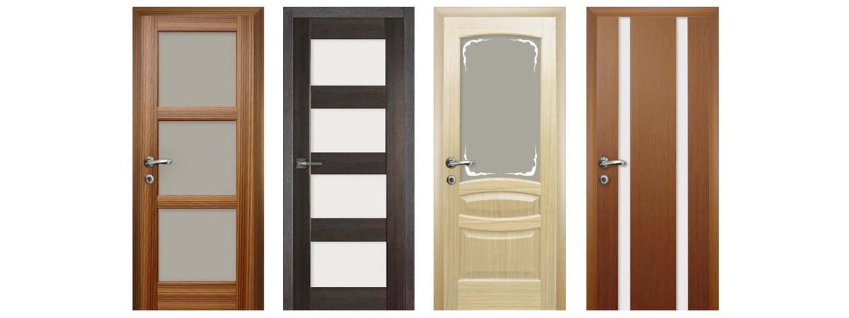 Купить деревянные двери в Красноярске по доступной цене