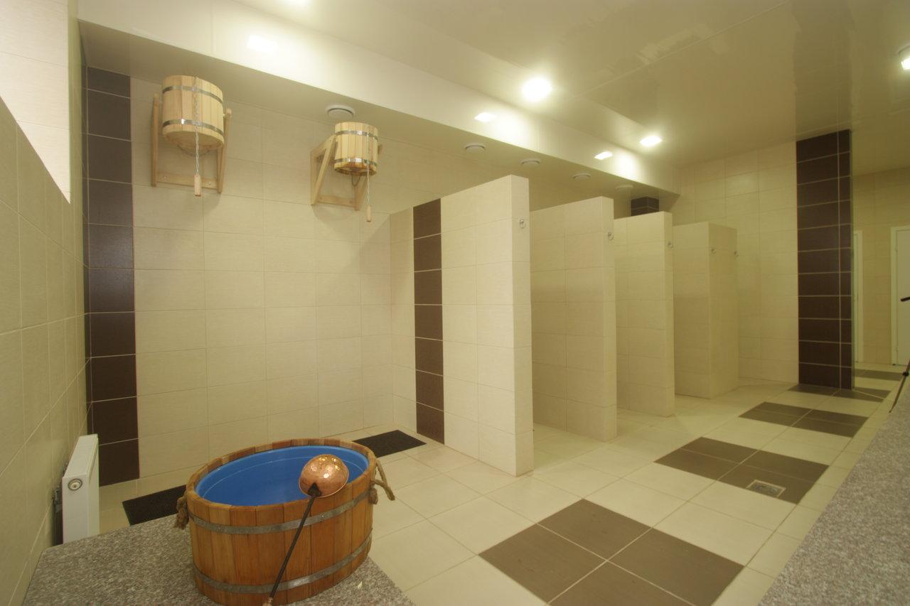 Общественная баня скрытая камера