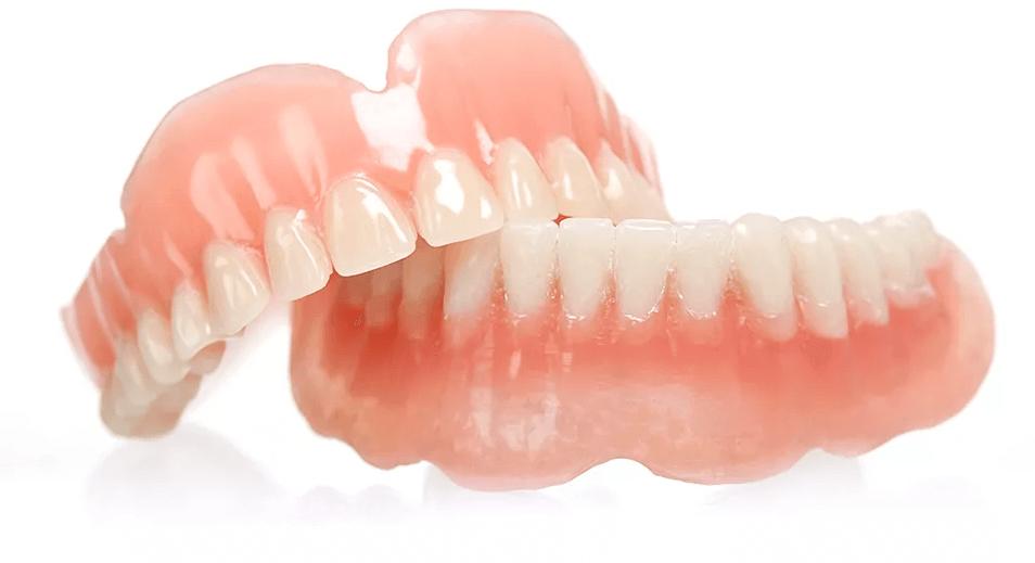 съемные протезы зубов