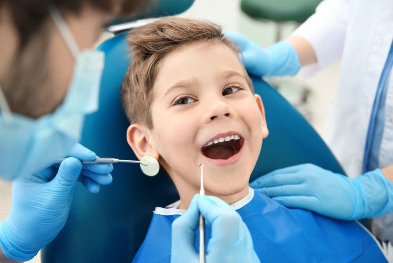 платная детская стоматология