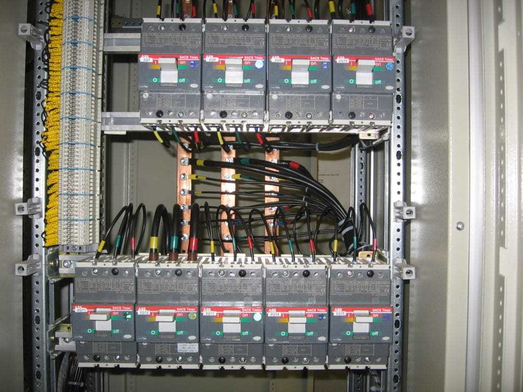 Монтаж светового оборудования