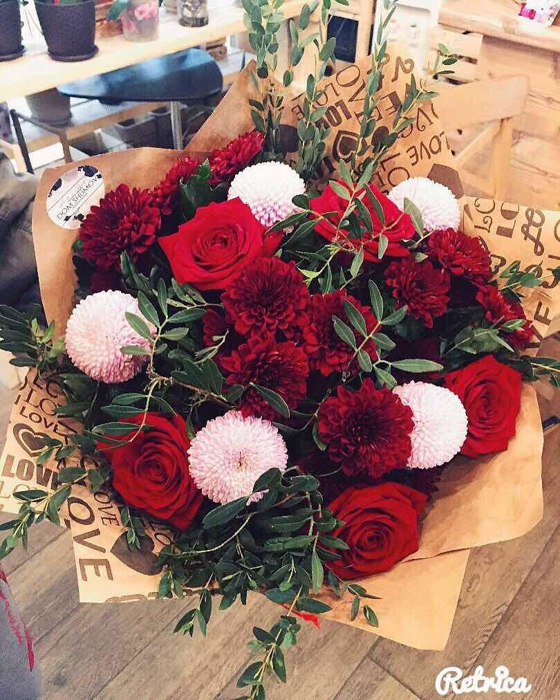 Цветов, цветы с доставкой орск
