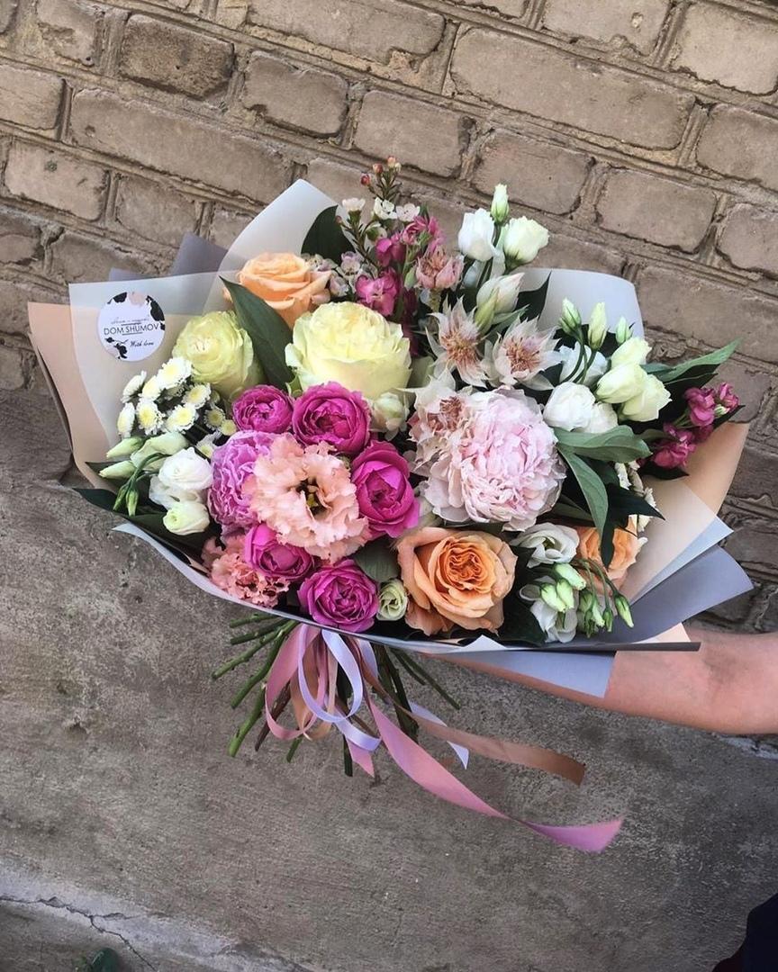 Купить букет, доставка цветов в орске