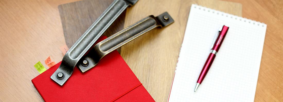 Мебельные ручки макмарт