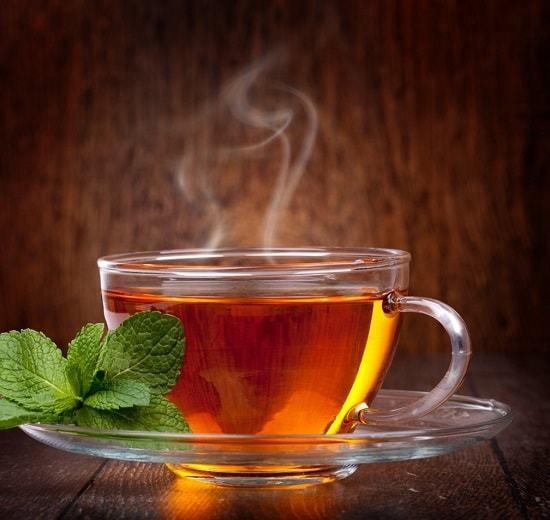 Чай на выбор в Smoke Hall Краснноярск