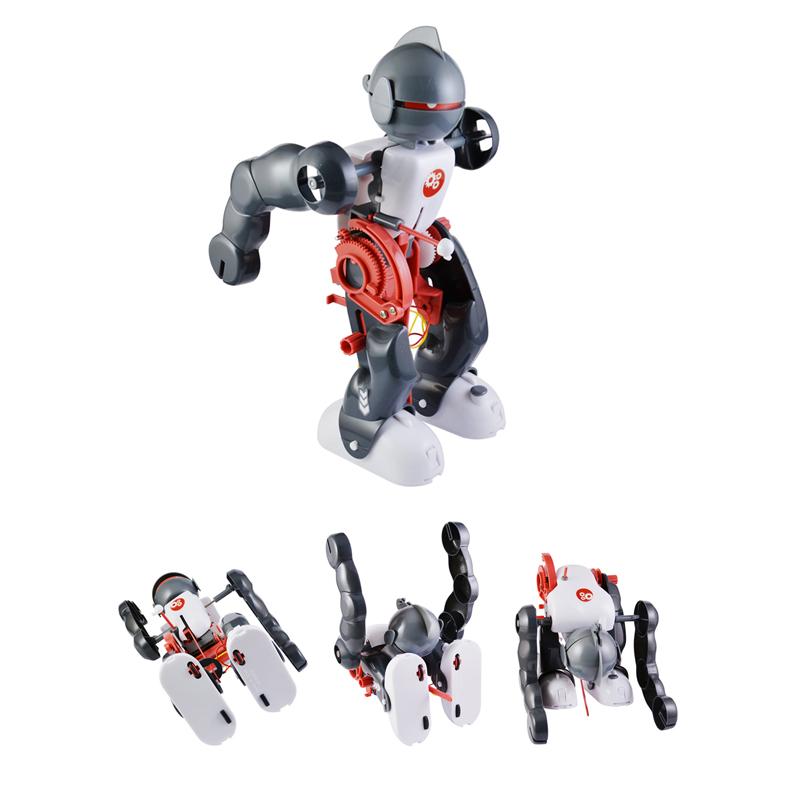 Роботостроение. Робот Акробат.