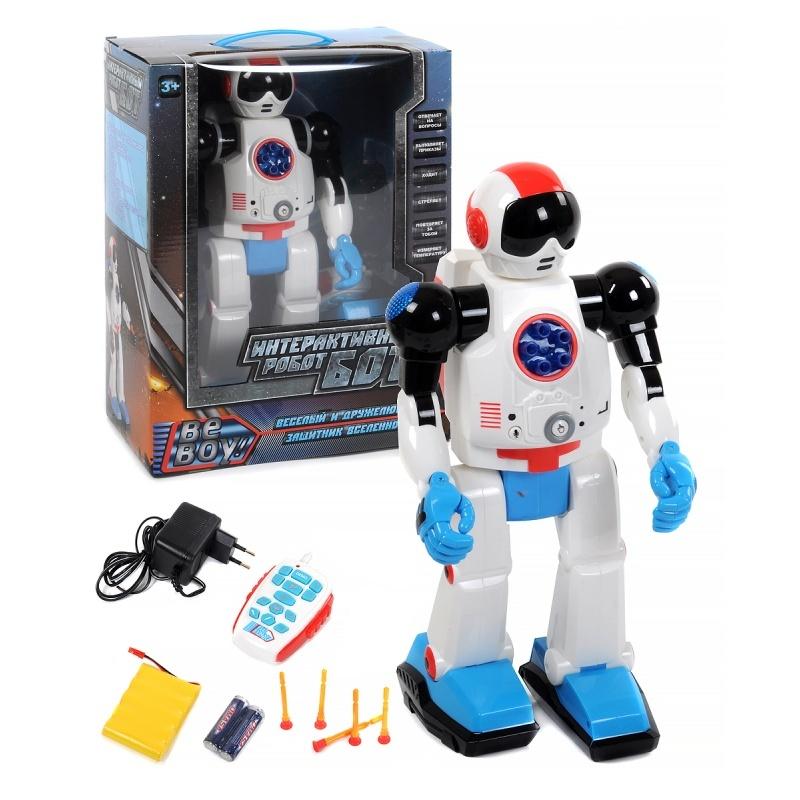 робот бот в Игрушки Сити
