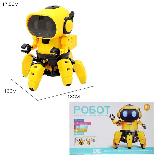 Робототехника. Робот макс.