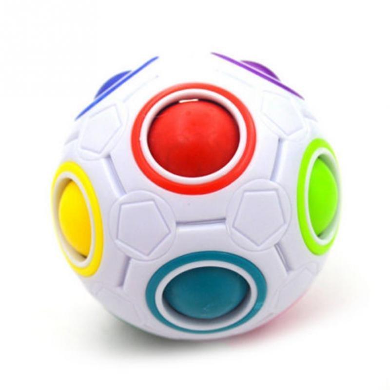 головоломка шар орбо игрушки сити