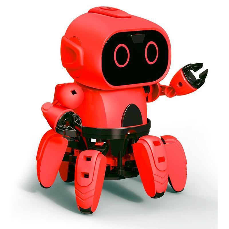робототехника. робот макс. игрушки сити. череповец.