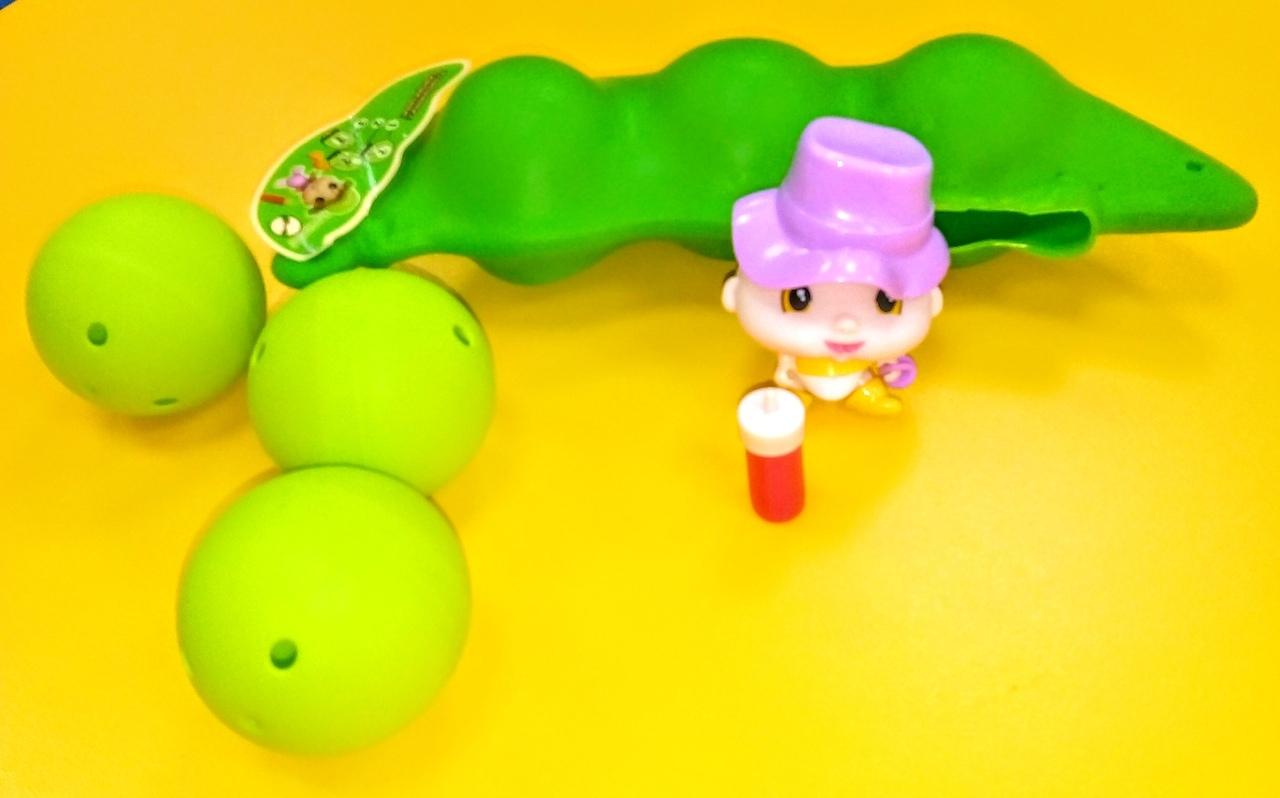 крошки- горошки в игрушки сити