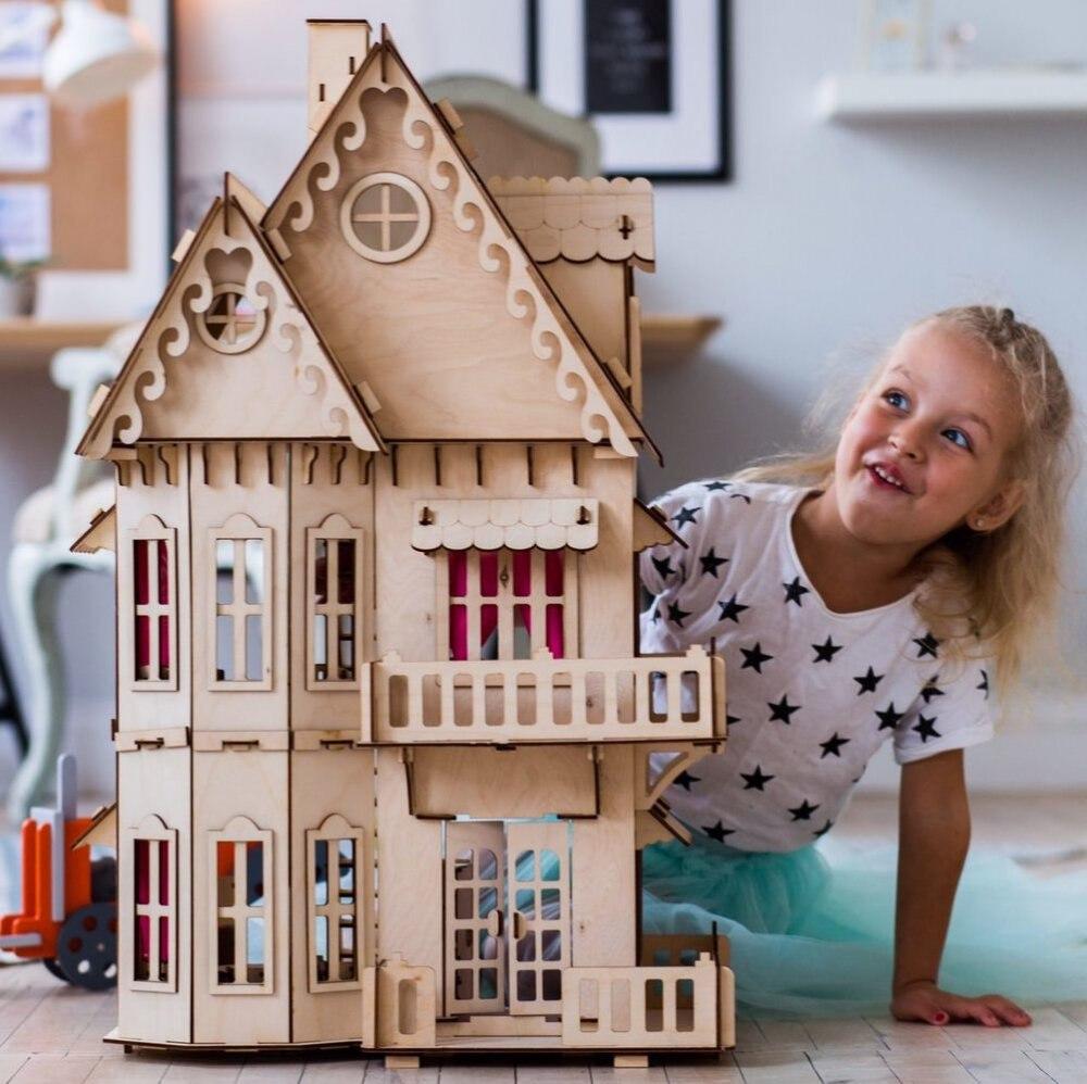 Дом деревянный Полли купить в Череповце дёшево, всего 1099 руб