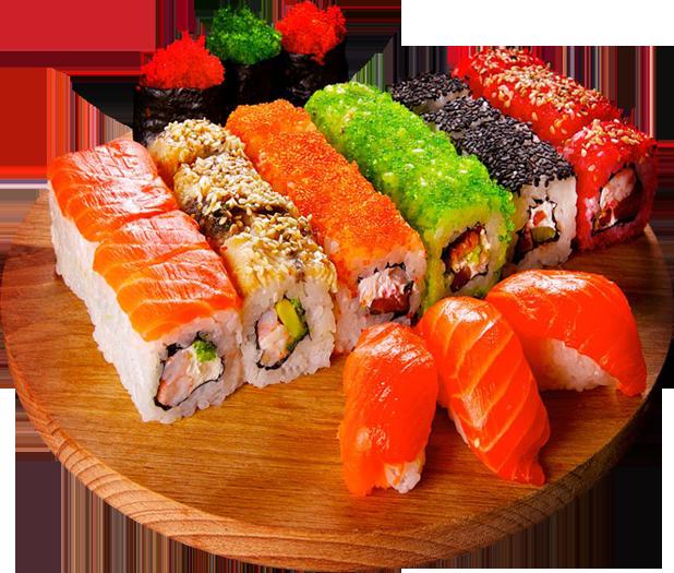 Заказать суши в Череповце