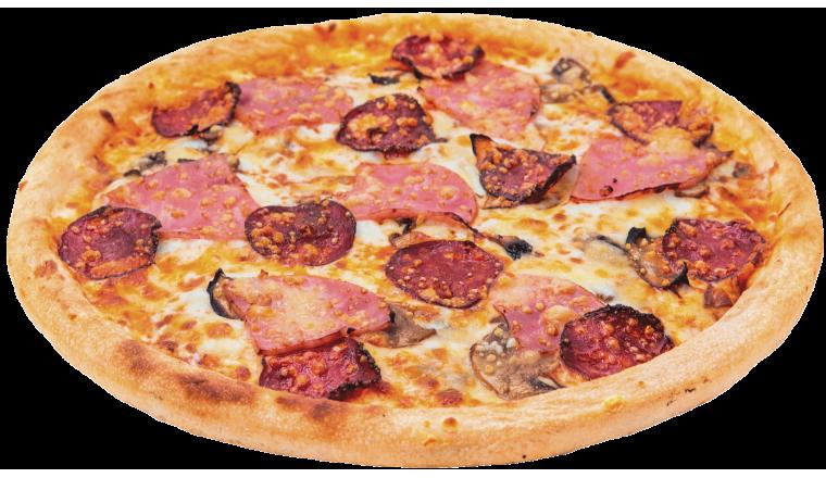 Доставка горячей пиццы в Череповце
