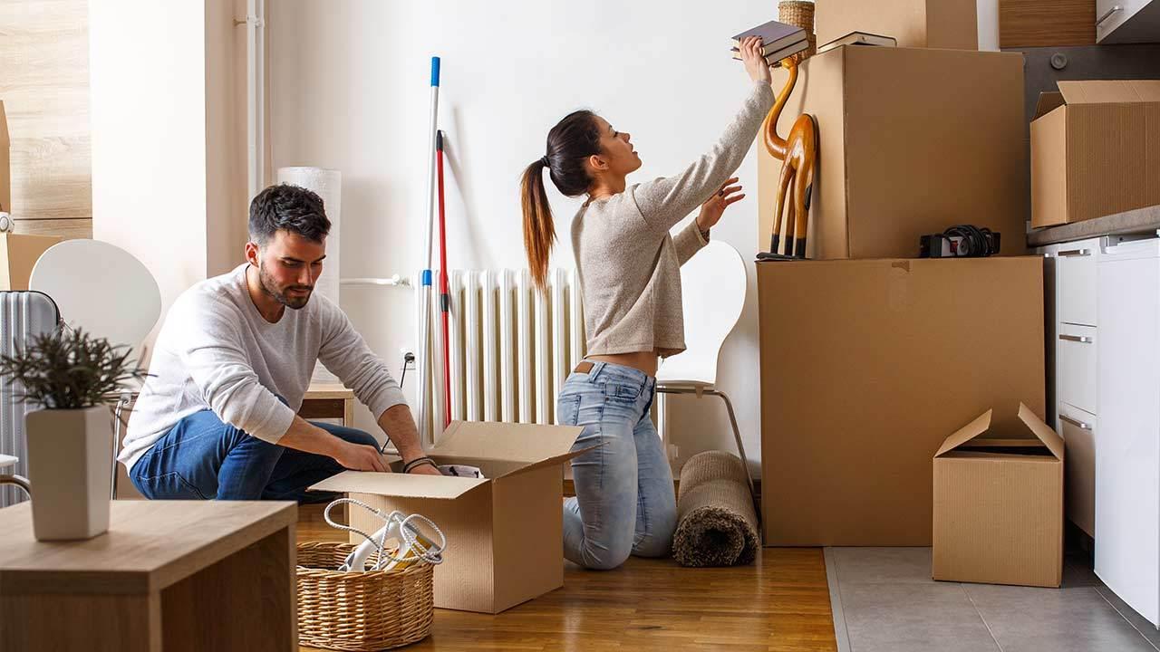 переезд квартиры