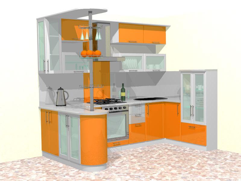 кадрам, проектирование кухни готовые кухни популярности