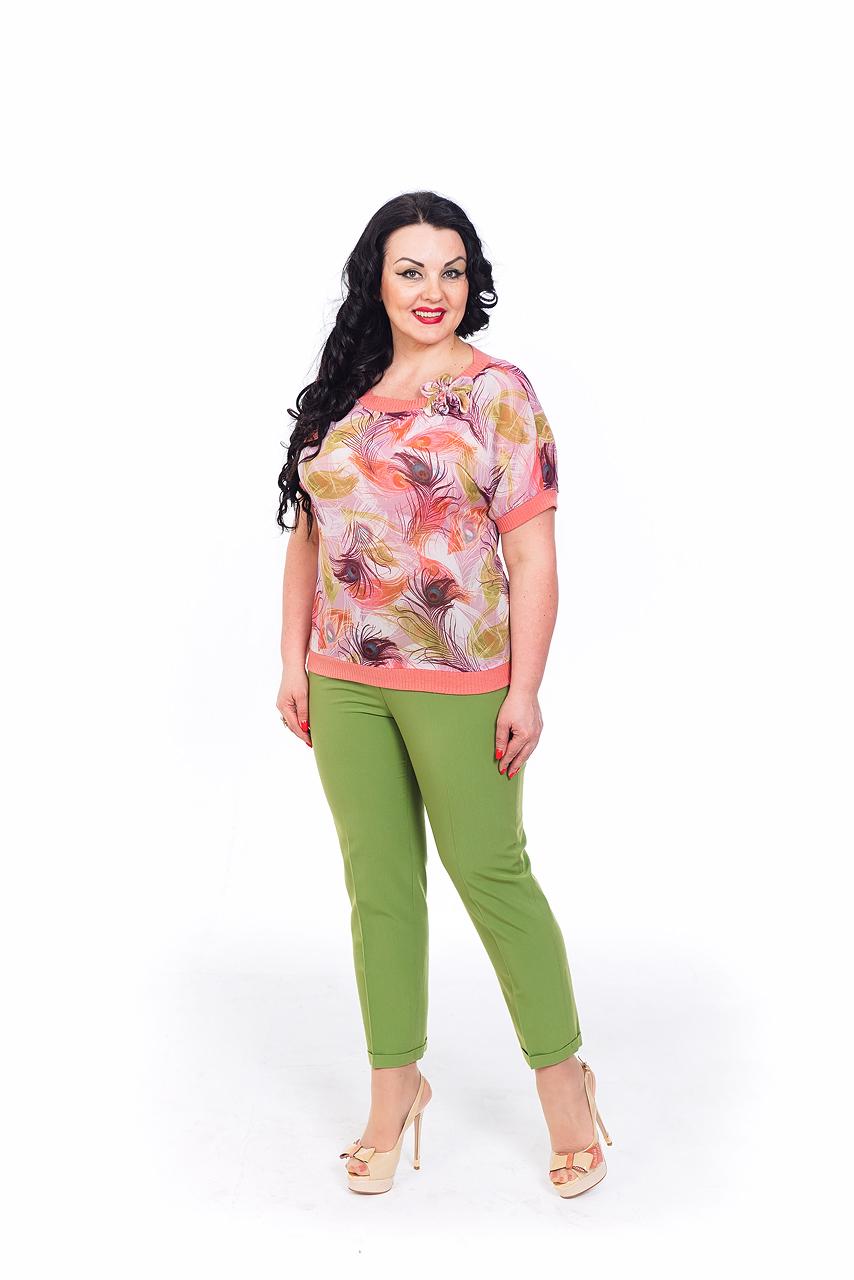 Купить женские брюки большого размера в Череповце
