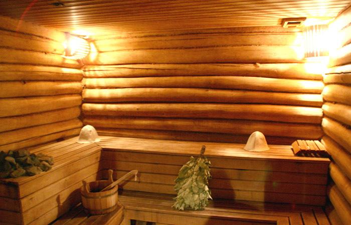 Бревенчатые бани под ключ в Череповце