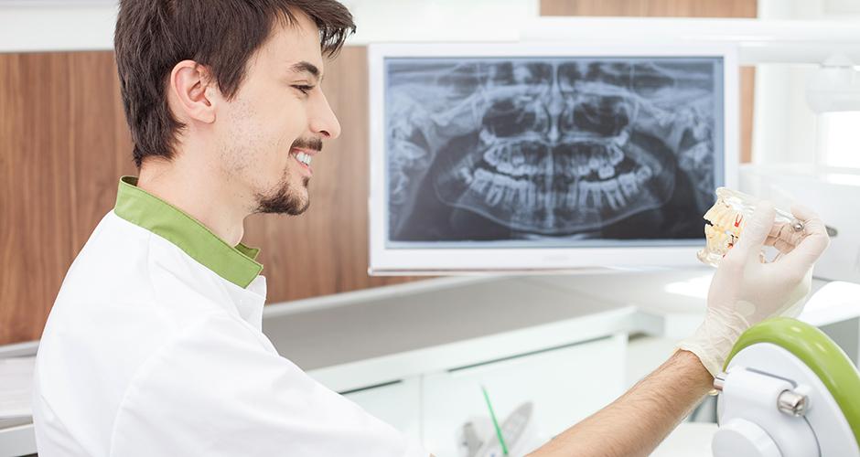 Сделать панорамный снимок зубов в Череповце