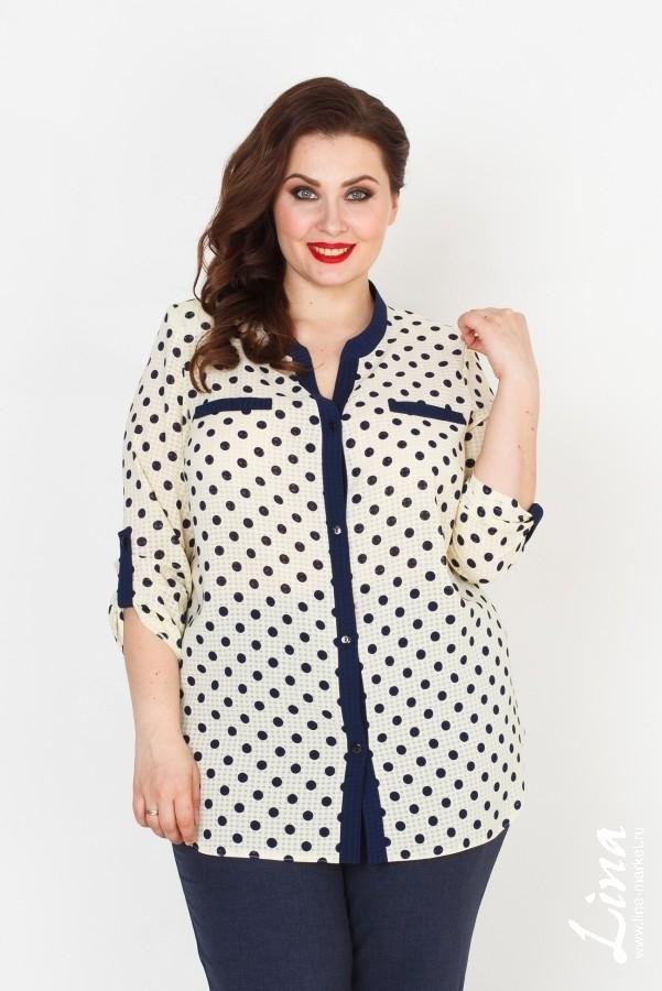 Купить блузку большого размера в Череповце