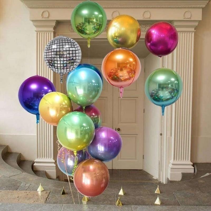 Воздушные шарики сфера