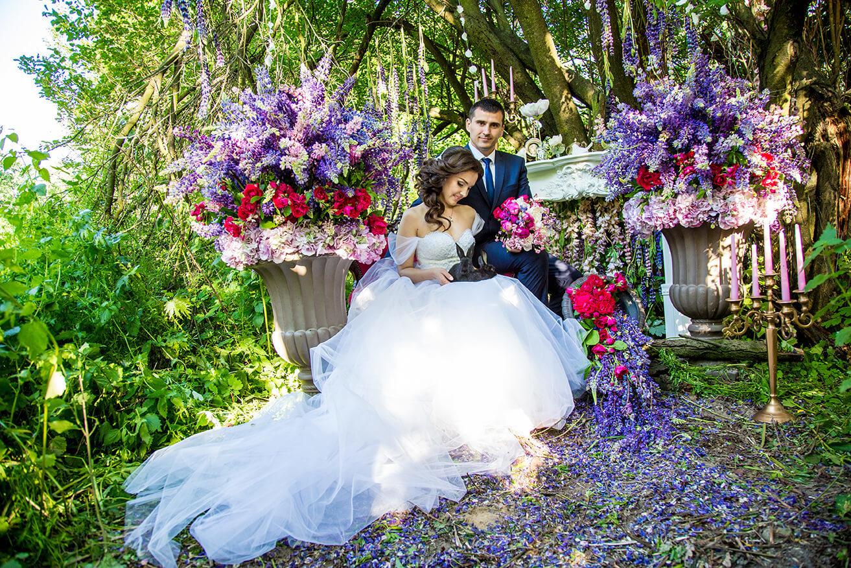 Организовать свадьбу на природе в Череповце