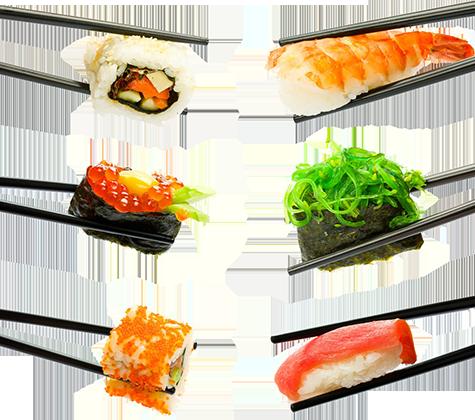 Доставка суши и роллов Череповце