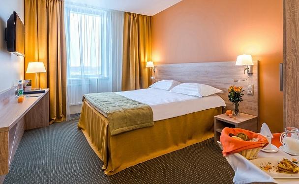 Снять номер в отеле в Череповце