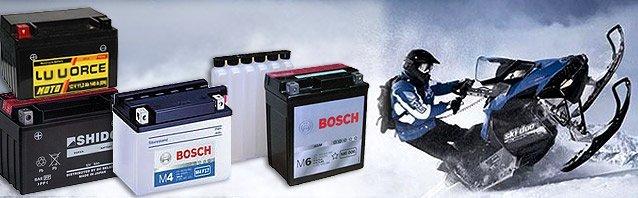 Аккумуляторы для снегохода в Череповце