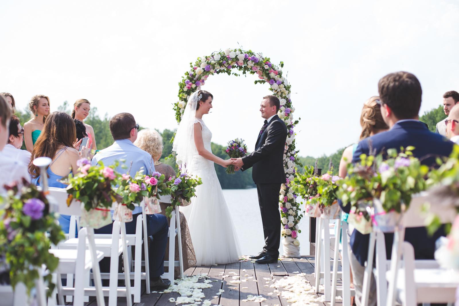 Выездная свадебная регистрация в Череповце