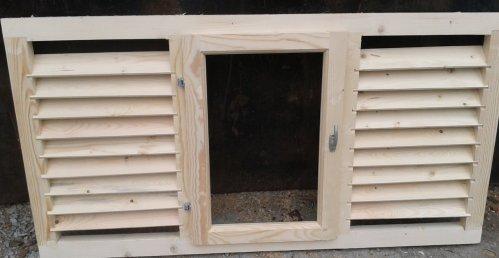 деревянный оконный блок в туле