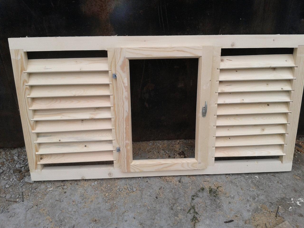 купить деревянные окна для дачи в туле