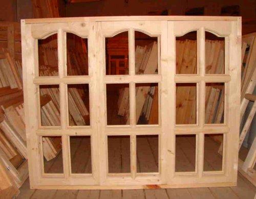 заказать деревянные оконные блоки в туле