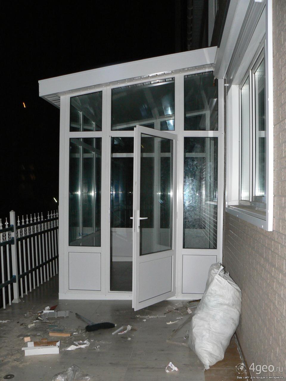 Самая лучшая компания ооо остекление балконов, лоджий окна ш.