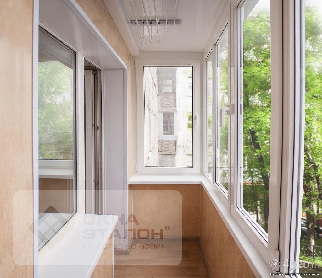 Окна эталон, зао торговая компания остекление балконов, лодж.