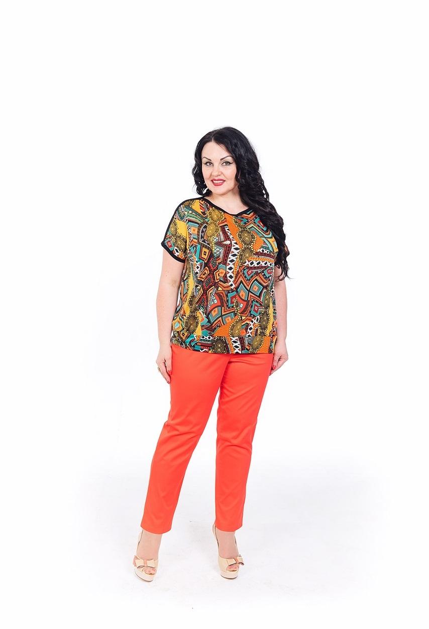 Купить женские брюки большого размера в Череповце и Вологде
