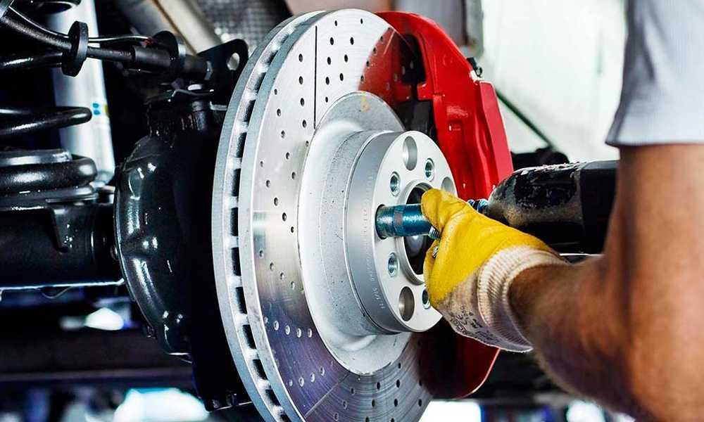 ремонт тормозной системы хонда