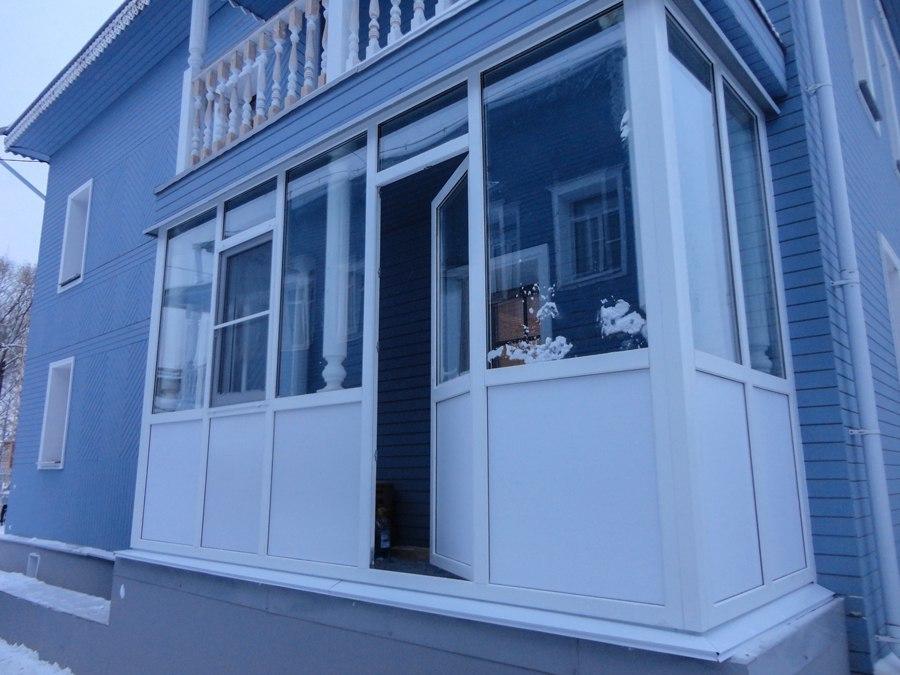 Застеклить балкон цена в вологде остекление балконов и лоджий смоленск